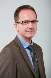 na zdjęciu kierownik Delegatury w Radomiu, pan Krzysztof Murawski